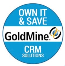 Badge for GoldMine CRM Desktop - Mundelein, IL